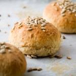 Bread rolls — Stock Photo