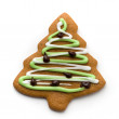 Gingerbread cookie — Stock Photo #6085973