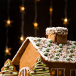 Gingerbread house — Stock Photo #6085975