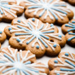 Gingerbread cookies — Stock Photo #6085982