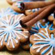 Gingerbread cookies — Stock Photo #6085989