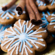 Gingerbread cookies — Stock Photo #6085993