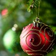 Christmas ornaments — Stock Photo #6086047