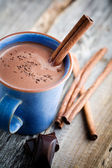 Hot chocolate — Foto Stock