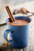 Chocolate quente — Fotografia Stock