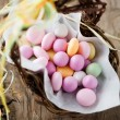 Easter candy — Stock Photo