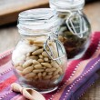 pine seeds — Stock Photo