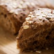 Fresh homemade bread — Stockfoto