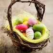 Easter eggs — Stock Photo #6109713