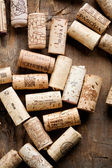 Wine corks — Stockfoto
