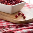 Fresh cranberries — Stock Photo #6286161