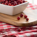Fresh cranberries — Stock Photo #6286161