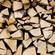 Firewood — Stock Photo #6286249