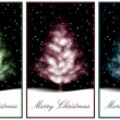 Christmas tree illustration — Stock Photo #6286275