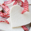 Christmas hearts — Stock Photo #6286348