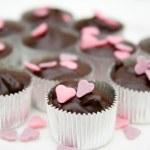 Homemade chocolate — Stock Photo