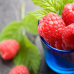 Raspberries — Stock Photo