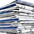 Newspapers — Stock Photo #6287356