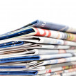 Newspapers — Stock Photo #6287358