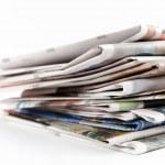 Newspapers — Stock Photo