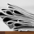 Newspapers — Stock Photo #6287419