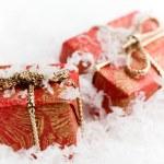 Christmas gifts — Stock Photo #6287613