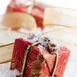 Christmas gifts — Stock Photo #6287619