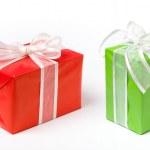 Gift — Stock Photo #6287744