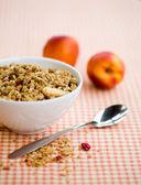 Breakfast cereal — Stock Photo