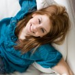 Woman relaxing — Stock Photo #6335582