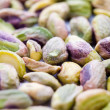 Shelled pistachios — Stock Photo