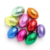 Easter chocolate — Stock Photo