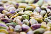 Shelled pistachios — Stock Photo
