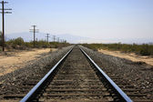 Railroads — Stock Photo