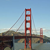 Golden Gate Bridge — 图库照片