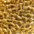 Stock Photo: Brown fabric texture