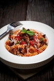 Fusilli Norma — Stock Photo