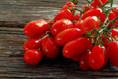 Italian cherry tomatoes — Stock Photo