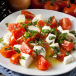 Caprese salad — Stock Photo #6151608