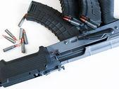 Kalashnikov AK-47 — Stock Photo