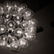 Contemporary Chandelier — Stock Photo