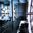 Inside Clock Tower — Stock Photo