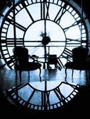 Inside Clock Tower — Stock Photo