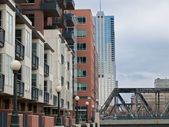 City — Stock fotografie