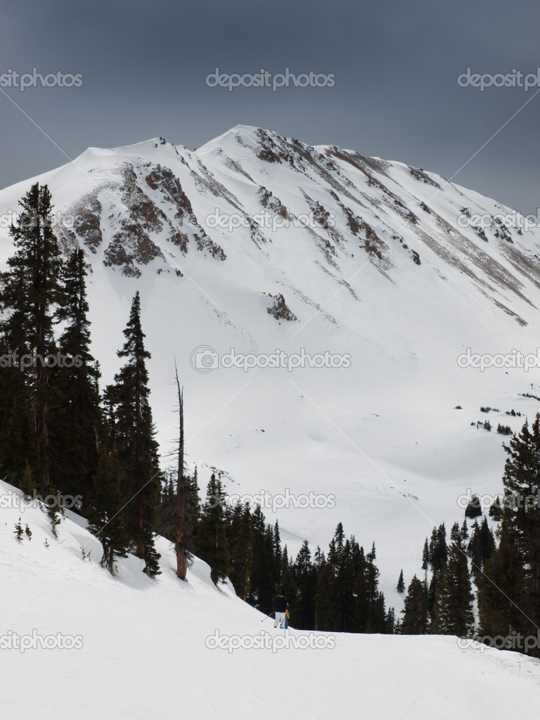 Loveland ski resort in Colorado. — Stock Photo #6178517