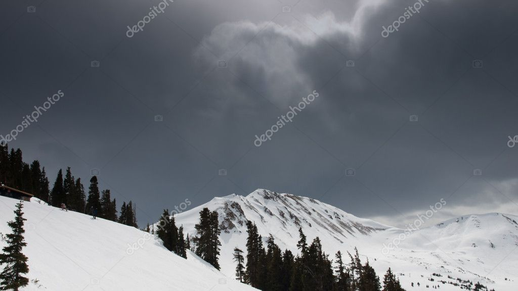 Loveland ski resort in Colorado. — Stock Photo #6178714