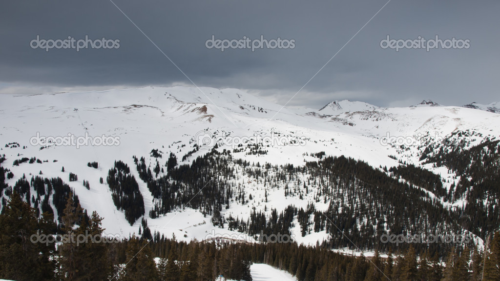 Loveland ski resort in Colorado. — Stock Photo #6178764