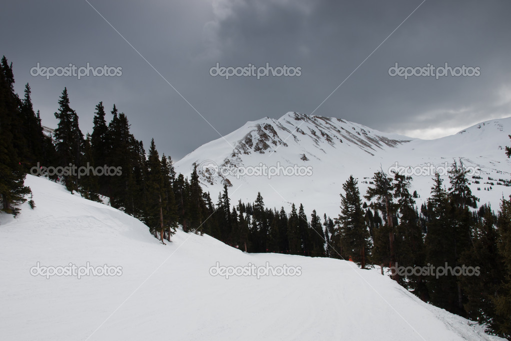 Loveland ski resort in Colorado. — Stock Photo #6178883
