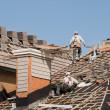 Roof Repairs — Stock Photo #6183873