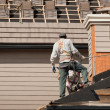 Roof Repairs — Stock Photo #6183937